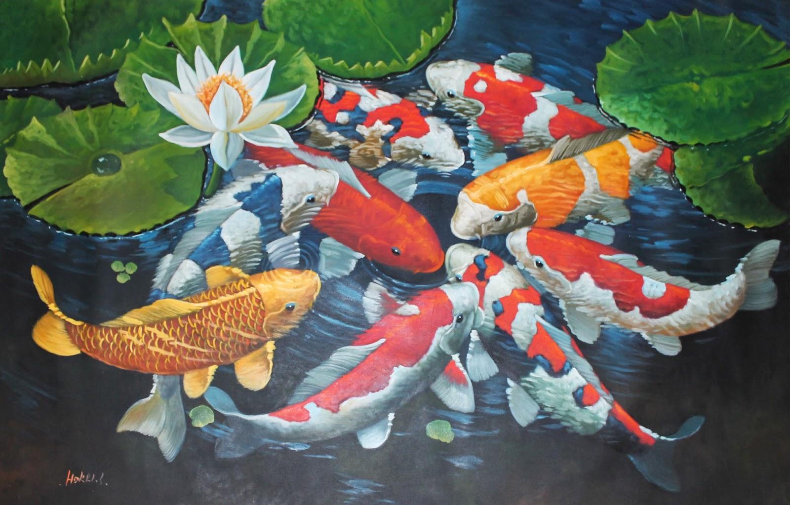 ý nghĩa của cá chép koi nhật