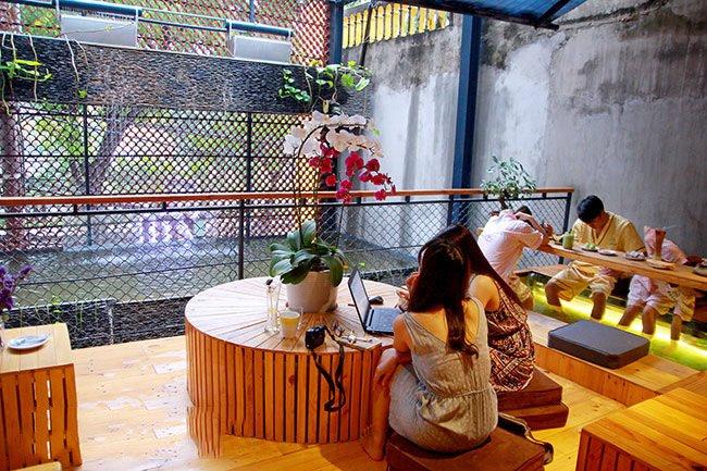 Koi Cafe Spa